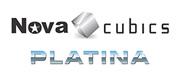 nova cubics platina collection logo