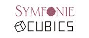 symfonie cubics kntting needles logo